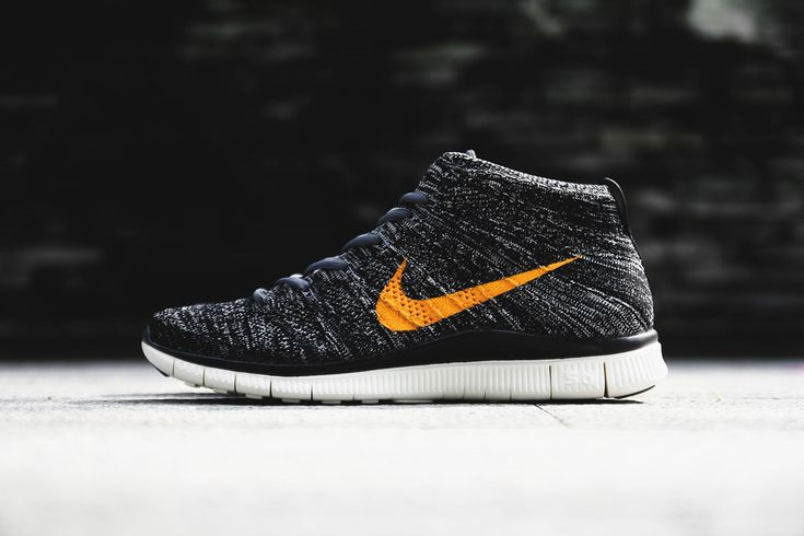 Image of  A Closer Look at the Nike Free Flyknit Chukka SP