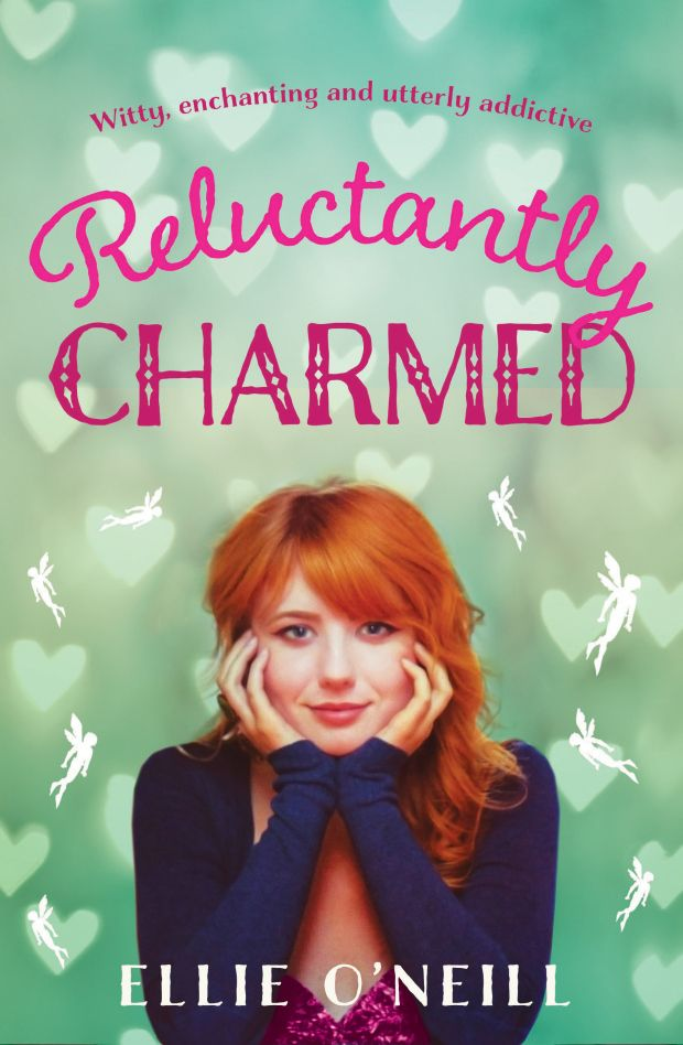 GIVEAWAY: 5 COPIES OF ELLIE O'NEILL'S 'RELUCTANTLY CHARMED'