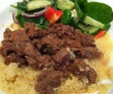 Recipe Moroccan Beef by Kylie C - Recipe of category Main dishes - meat