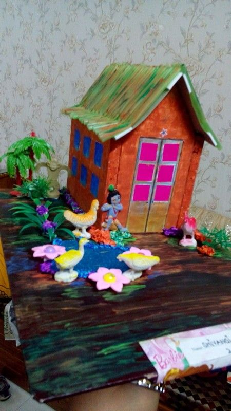 Pakka house model