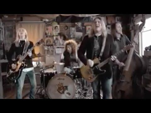 Black Stone Cherry - Things My Father Said [OFFICIAL VIDEO] - YouTube