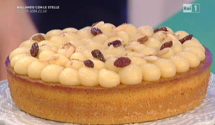 La ricetta della nuova torta di mele di Luca Montersino del 2 aprile 2016 - La prova del cuoco