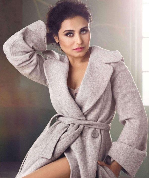 Rani Mukerji will begin shooting her comeback film Hichki from this day… #FansnStars