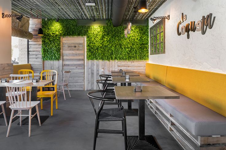 87 best images about bares y restaurantes on pinterest - Arquitectura interior madrid ...