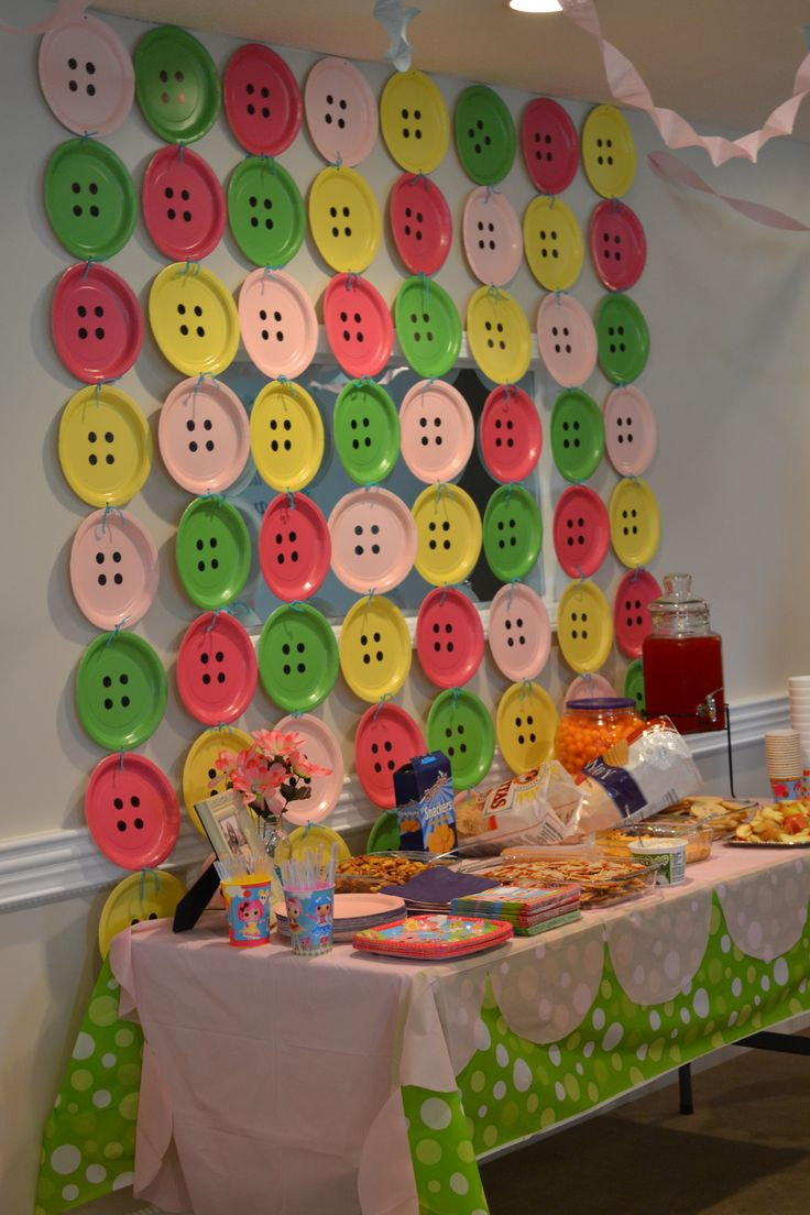 lalaloopsy party backdrop