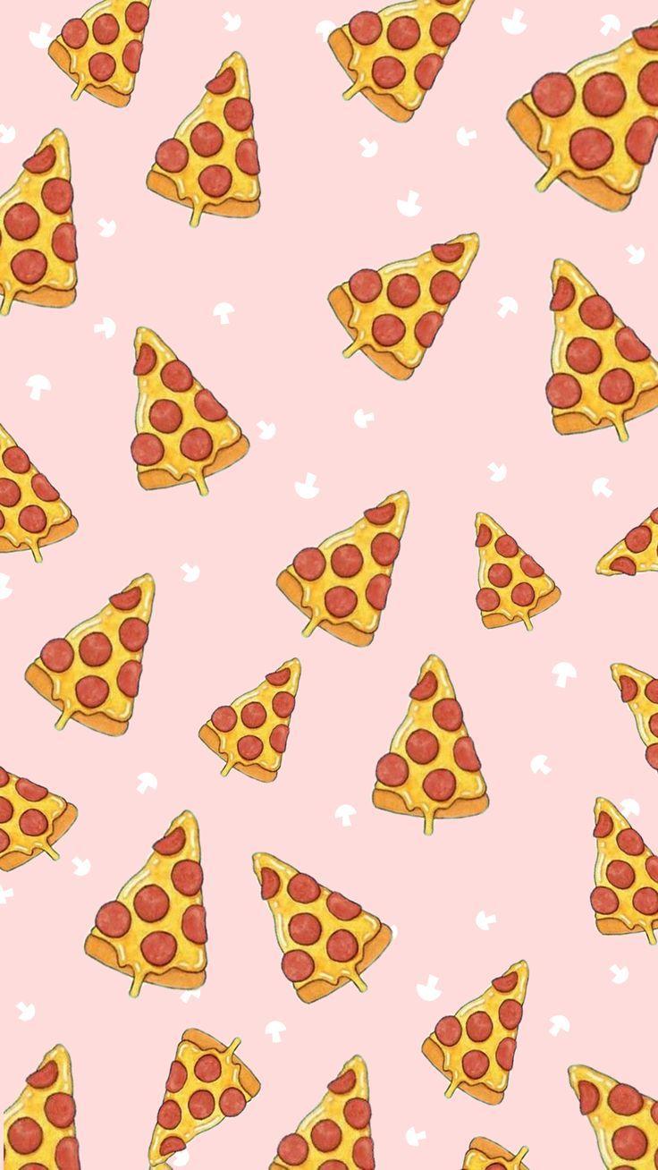 Wallpaper Love Pizza von Gocase – #Gocase #love #P…