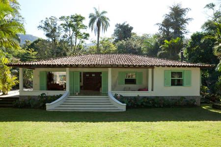 Check out this awesome listing on Airbnb: House in lush forest Rio de Janeiro in Rio de Janeiro