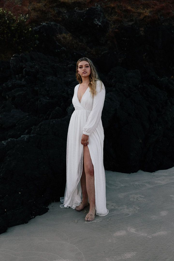 LUNA | CHOSEN Curve Collection One Day Bridal