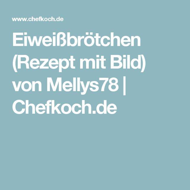 Eiweißbrötchen (Rezept mit Bild) von Mellys78 | Chefkoch.de