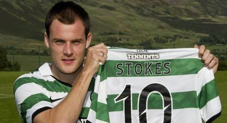 Anthony Stokes ⚽