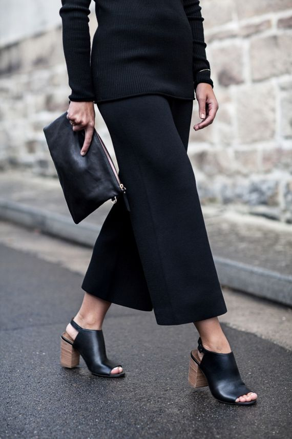 Сабо: с чем носить главную обувь сезона весна-лето 2017 – Woman & Delice