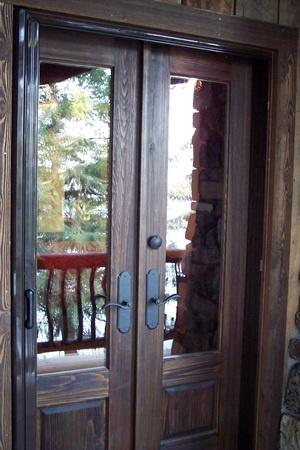 Retractable Screen Doors Photos | Mirage Screen Door Systems