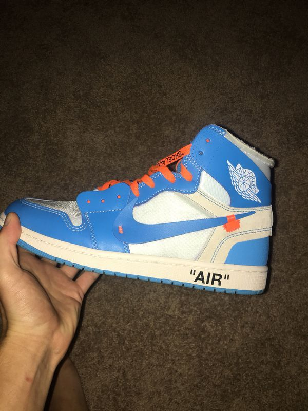 Offwhite Jordan 1 UNC in 2020 | Shoes