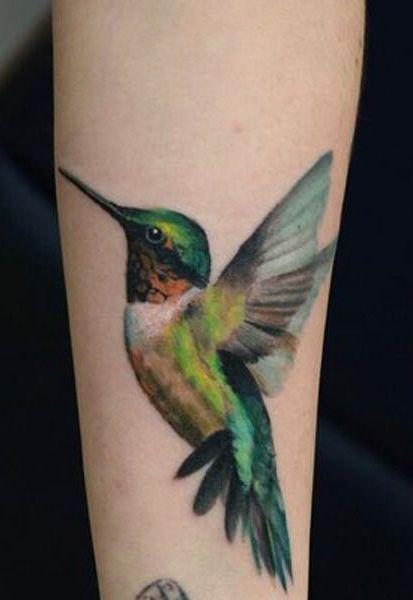 hummingbird #ink #tattoo