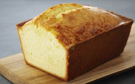 Lemon Pound Cake by Anna Olson (Lemon) @FoodNetwork_UK