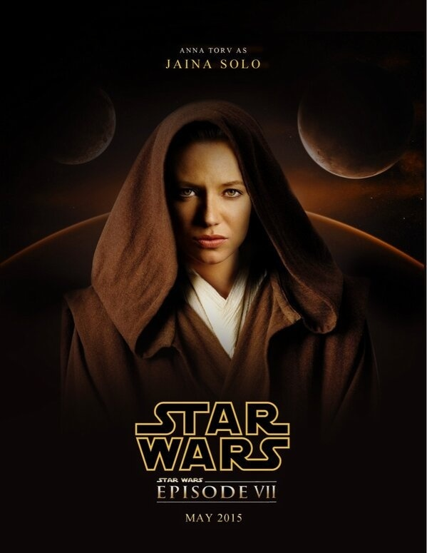 Jaina Solo | Star wars vii, Star wars collection, Female stars |Star Wars Episode 7 Jaina Solo