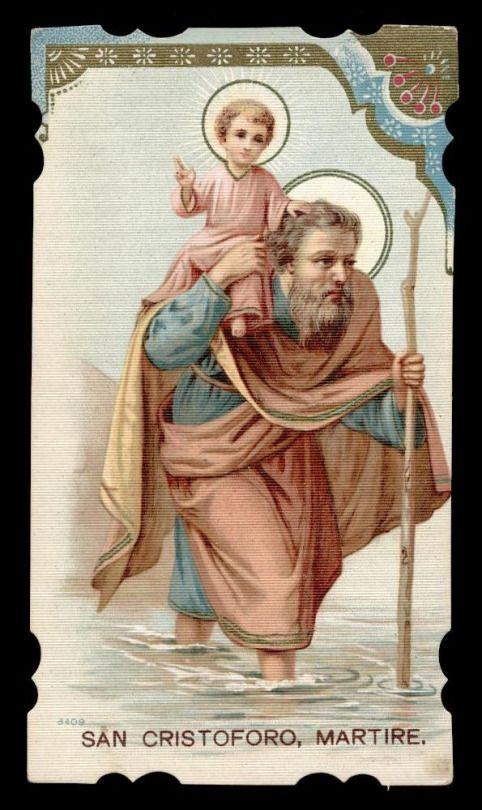 Saint Christopher, Martyr