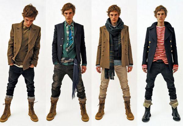 Edgy Mens Style Black Men Urban Fashion Admiring All Black Menand Urban Fashion In The