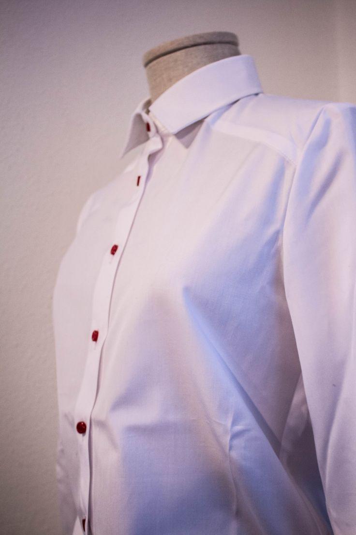 Camicia donna 100% cotone