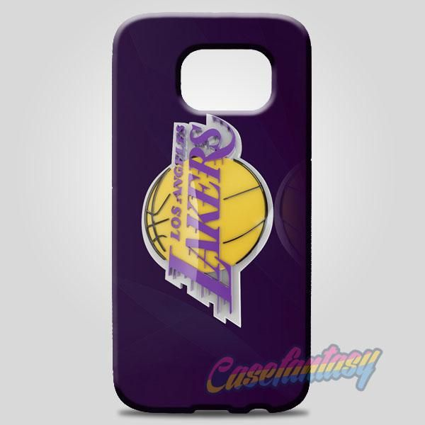 La Lakers Los Angeles Basketball Nba Samsung Galaxy Note 8 Case Case | casefantasy
