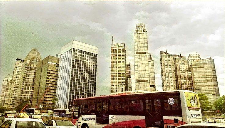 Soedirman Ave., Jakarta.
