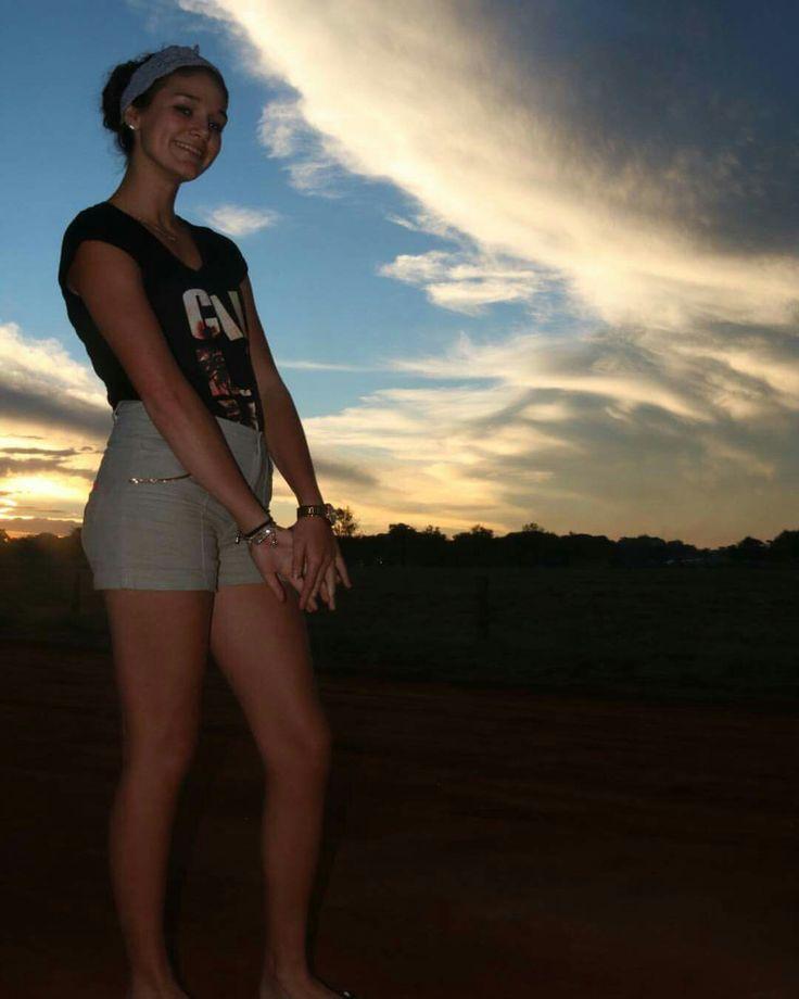 Sunset enthusiast  #iwanttobeamodel Sondela SouthAfrica