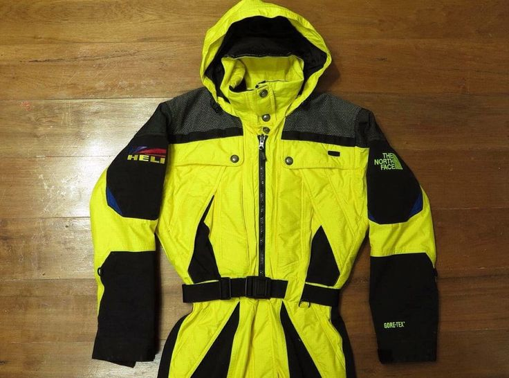 The north face Heli Gore Tex SNOWMOBILE Ski Suit Medium Women's