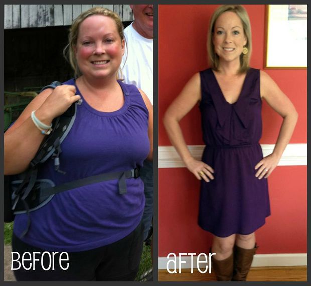 Mandy Vick's Incredible Weight Loss Story: From 212lbs to Size 4, 123lbs