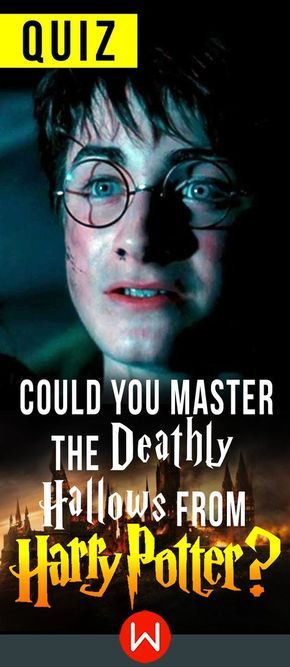 Do you know what it means to be the true Master of Death? HP Trivia, Deathly Hallows quiz.