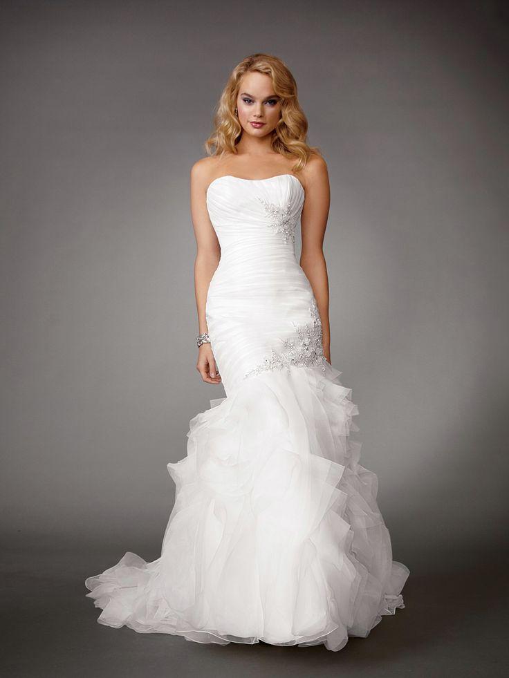 mermaid-dress-wedding-white-mermaid-wedding-dresses