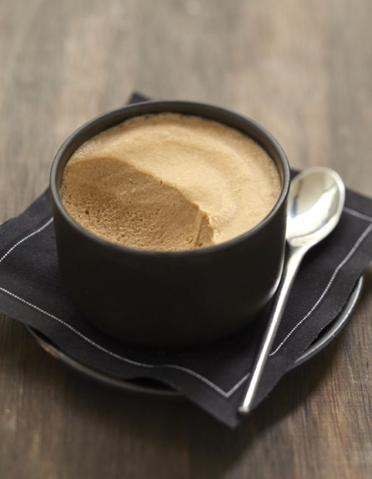 Mousse chocolat-café