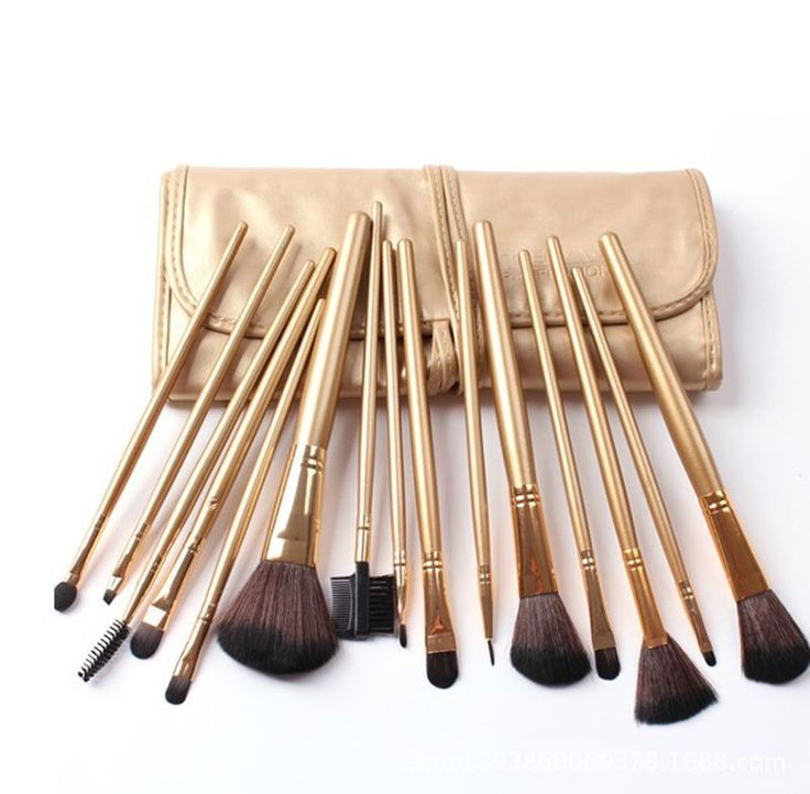 Find More Makeup Brushes & Tools Information about Genuine Professional makeup brushes 15 essential tool set for beginners,High Quality set bolts,China brushed nickel door handle Suppliers, Cheap brush human from panda1 on Aliexpress.com