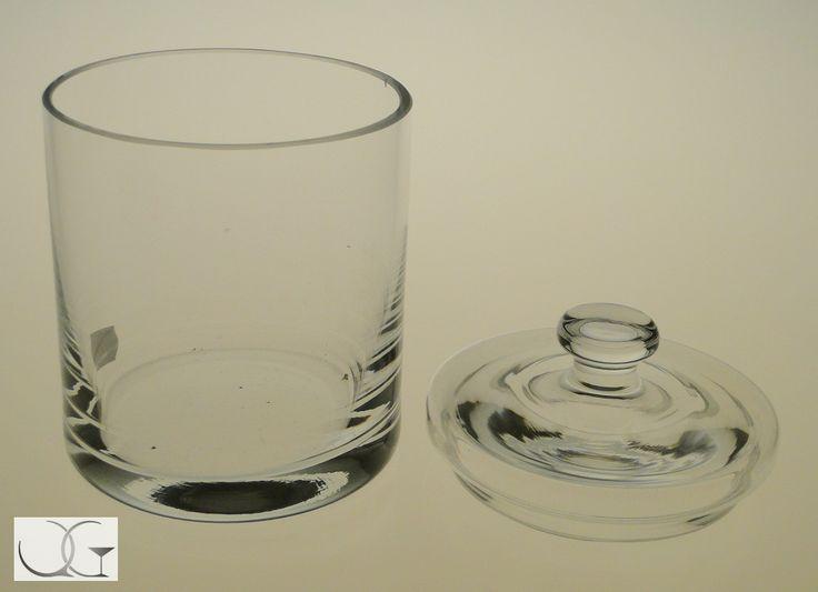 Bombonierka szklana Tapas 2