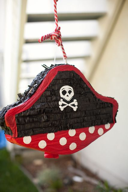 "Photo 22 of 28: Pirates / Birthday ""Aidan & Kai's Pirate Party"" | Catch My Party"
