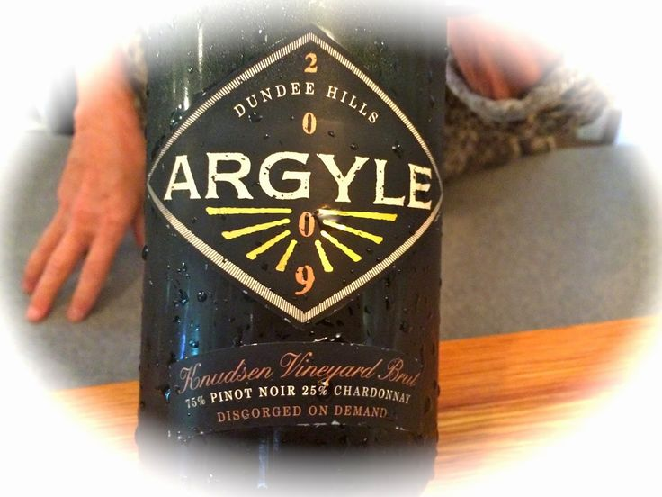They sparkle at Argyle Winery | spaswinefood