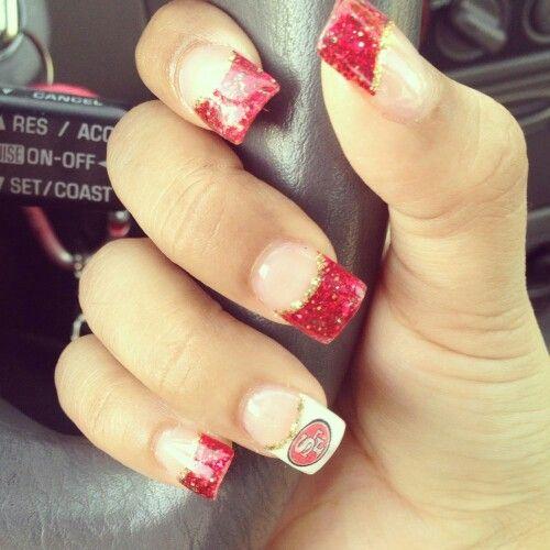 49er nails!