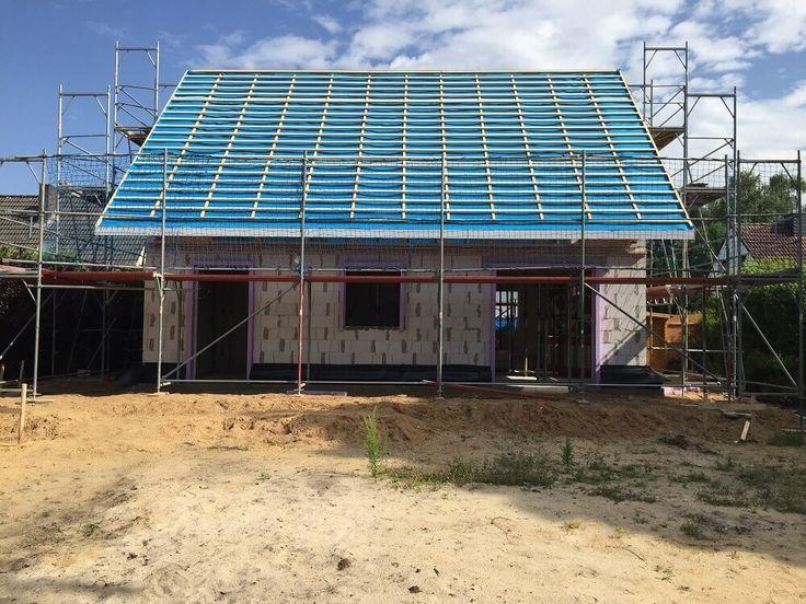 Wir Erhalten Ein Dach Dachstuhl Dachlattung Dämmung