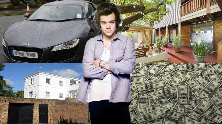 Harry Styles Net Worth ★ Biography ★House ★ Cars ★ Income ★ Family- 2016 - YouTube