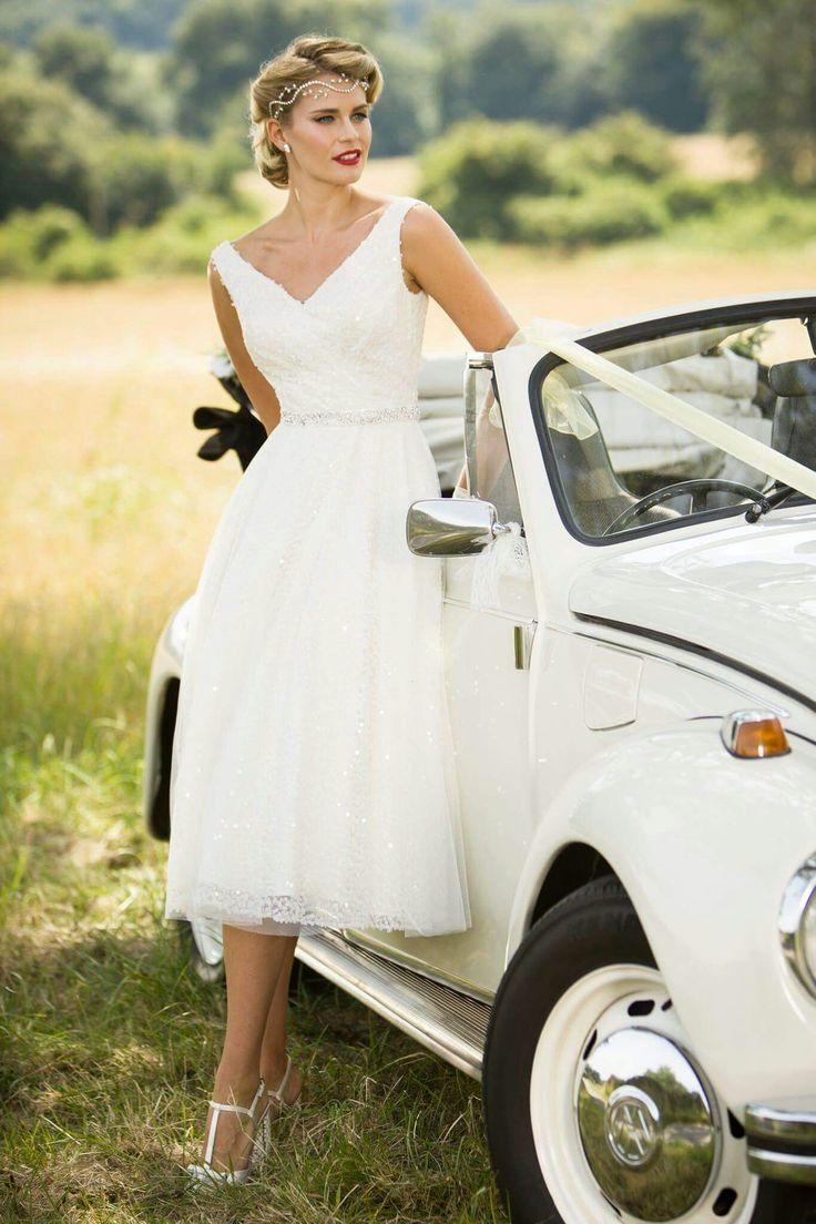 29 besten kleid Bilder auf Pinterest | Hochzeitskleider, Vintage ...