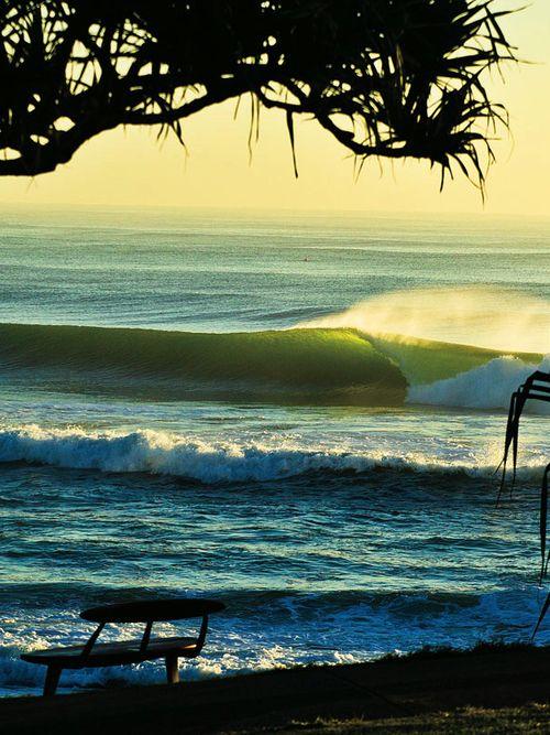Burleigh Heads, Australia. Photo: Andrew Shield