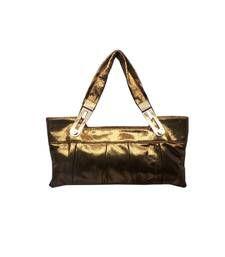 Buy Sassy Shimmer Handbag (Copper) handbag online