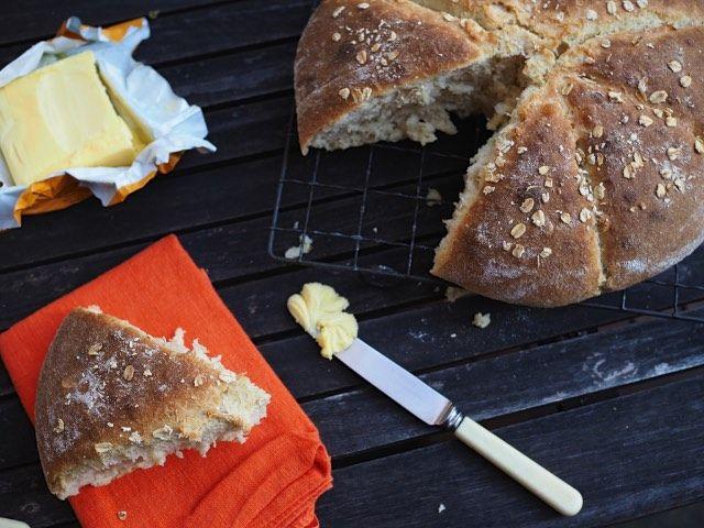 Left-Over Porridge Bread + other Porridge Ideas 1
