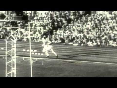 Olympische Spiele 1952 in Helsinki - Läufer Zatopek