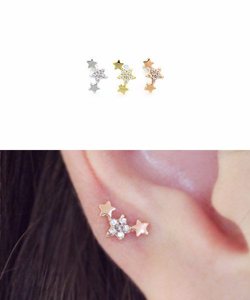 17 best tragus piercing images on pinterest tragus for Helix piercing jewelry canada