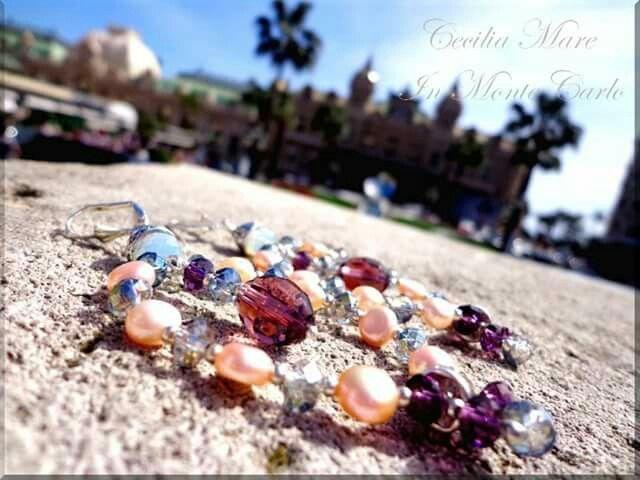 Jewelling in #Monte Carlo www.ceciliamarejewellery.com