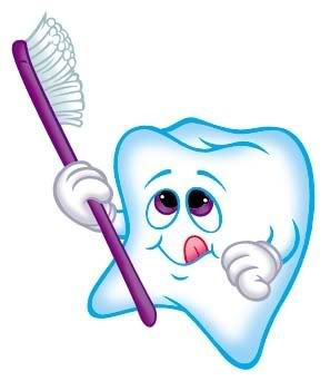 clip art of tooth or teeth | guess I do. I like the way my teeth feel after I brush them.