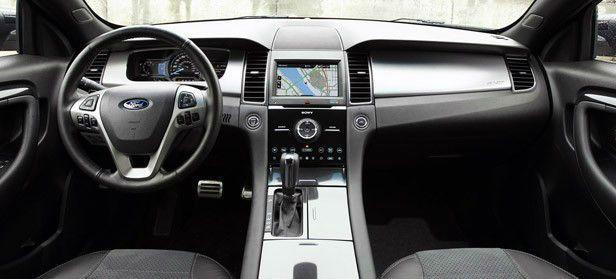 2014 Ford Taurus SEL Interior