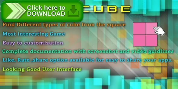 [ThemeForest]Free nulled download Kuku Kube - Puzzle Game from http://zippyfile.download/f.php?id=47541 Tags: ecommerce, android color cube, android color game, android kuku cube, color cube, kuku kube, kuku kube game