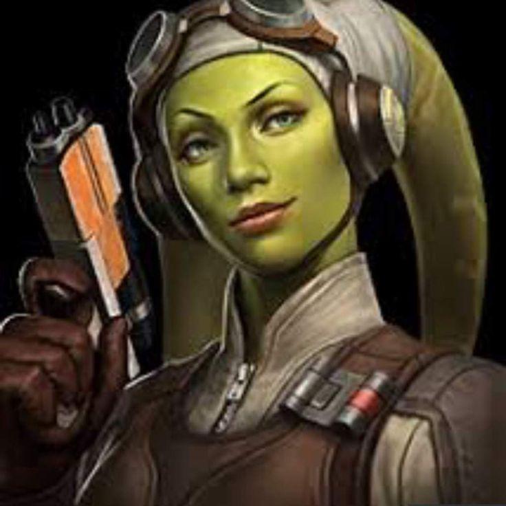 Hera syndulla hot star wars force arena ultimate hera - Star wars amino ...