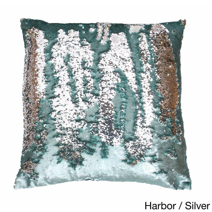 Best 25+ Sequin pillow ideas on Pinterest   Sequin cushion ...